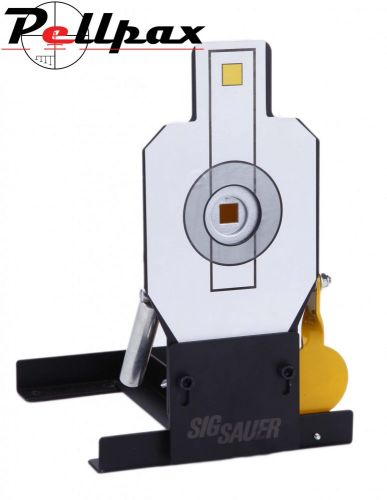 Sig Sauer Auto Reset Knockdown Target - Flat Base