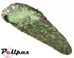 Kombat UK Military Outdoor Sleeping Bag  - Olive Green / BTP / DPM