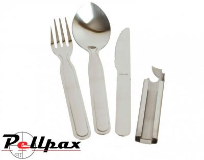 Kombat UK Nato KFS Knife Fork and Spoon Set