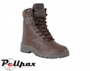 Kombat UK All Leather Boot - MOD Brown