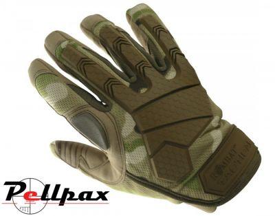 Kombat UK Alpha Tactical Gloves - BTP