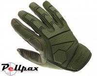 Kombat UK Alpha Tactical Gloves - Olive Green