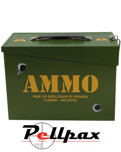 Kombat UK Army Style Ammo Tin