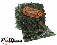 Kombat UK Command Bunker Set - DPM Camo