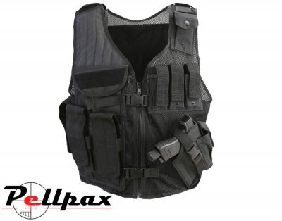 Kombat UK Cross Draw Tactical Vest