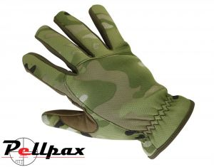 Kombat UK Delta Fast Gloves - BTP Camo