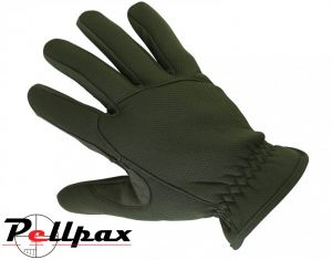 Kombat UK Delta Fast Gloves - Olive Green