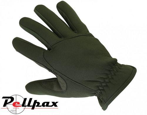 Kombat UK Delta Fast Gloves - Olive Green