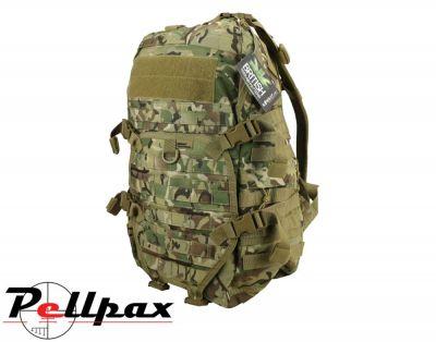 Kombat UK Elite British Army Style Backpack 45 - BTP