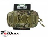 Kombat UK Airsoft Tactical Fast Pouch: BTP / Coyote / Black / Olive Green