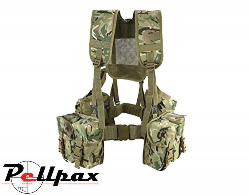 Kombat UK Full PLCE Webbing System Assault Vest