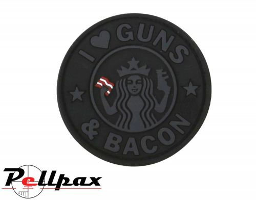 Kombat UK Guns & Bacon Patch
