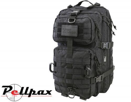 Kombat UK Hex-Stop Reaper Backpack 40L: Black / BTP / Coyote / Green / Grey