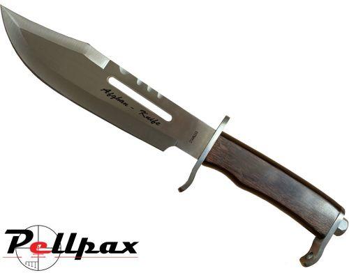 """Kombat UK 9"""" Fixed Blade Bowie Knife"""