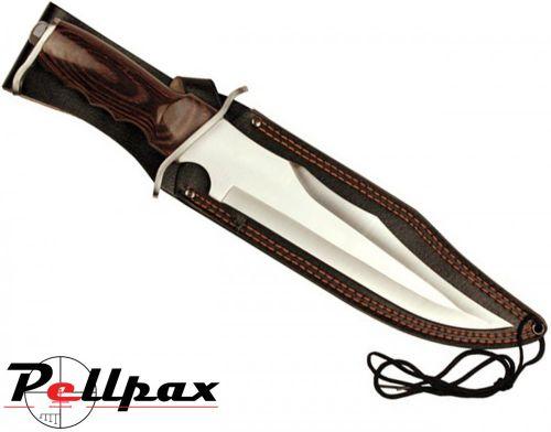 """Kombat UK 10"""" Fixed Blade Knife"""