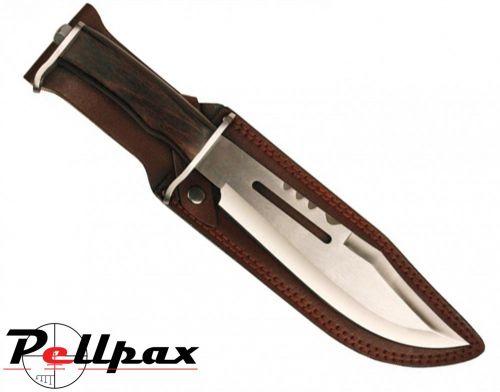 """Kombat UK 9"""" Fixed Blade Knife"""