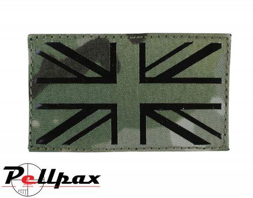 Kombat UK Laser Cut Patch