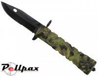 Kombat UK Camo Lock Knife