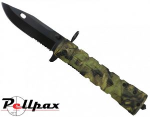 Kombat UK Camo Lock Knife