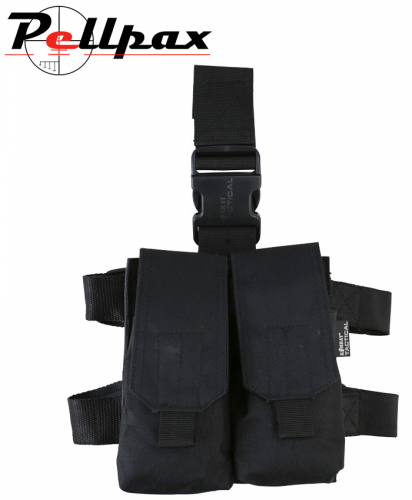 Kombat UK M4 Double Mag Drop Leg Holster