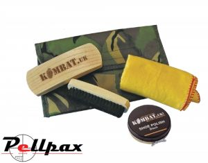 Kombat UK Military Boot Care Kit - DPM