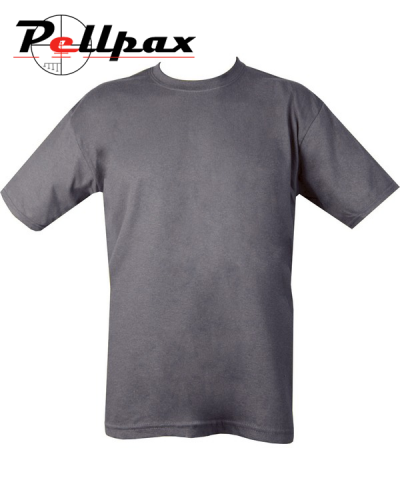 Kombat UK Military Plain T-Shirt - Grey