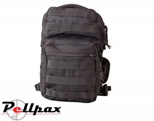 Kombat UK Mini Molle Tactical Recon Shoulder Bag 10L: BTP / Coyote / DPM / Green