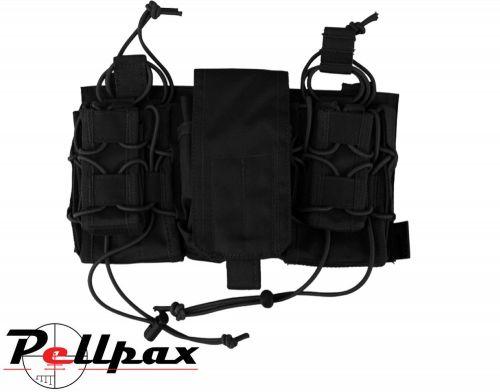 Modular Fast Rig Gun & Mag Holster System: Black / Coyote / Olive Green / BTP