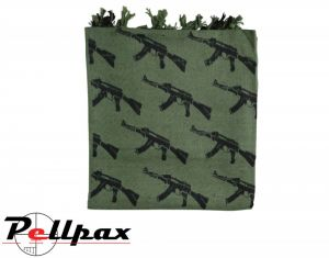 Kombat UK Motif Military Army Shemagh Scarf