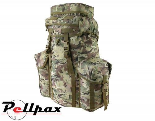 Kombat UK Official Cadet MOD Army Military Pack MK2 - 50 Litre: BTP