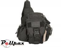Kombat UK Operators Shoulder Pack - Black