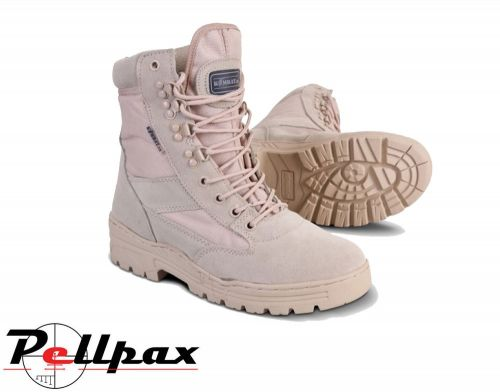 Kombat UK Patrol Boot - Desert (3-13)