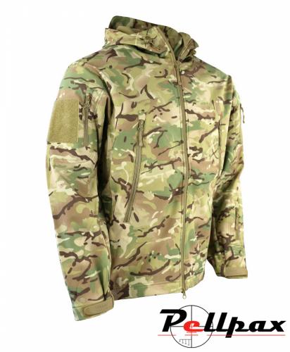 Kombat UK PATRIOT Tactical Softshell Jacket - BTP