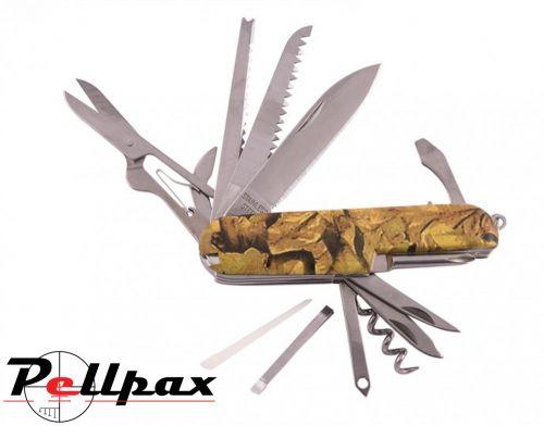 Kombat UK Camo Penknife