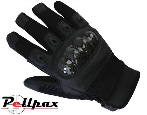 Kombat UK Predator Tactical Gloves - Black