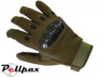 Kombat UK Predator Tactical Gloves - Coyote
