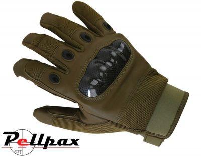 Kombat UK Predator Tactical Gloves - Coyote
