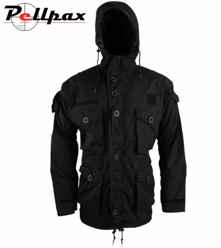 Kombat UK SAS Style Assault Jacket in Black