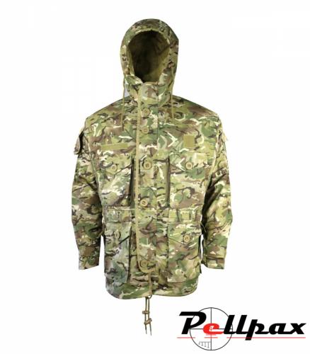 Kombat UK SAS Style Assault Jacket in BTP Camo