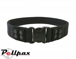 Kombat UK Adjustable Black Patrol Security Belt