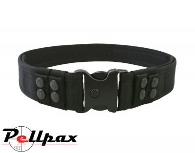 Kombat UK Adjustable Black Patrol Security Belt