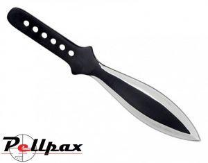 """Kombat UK Single Throwing Knife - 5"""" Blade"""