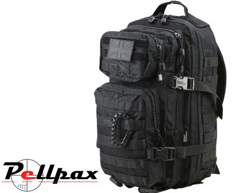 Kombat UK Small Molle Assault Backpack: 28 Litre (10 Colours Available)