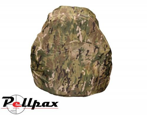 Kombat UK Small Army Military Camo Rucksack Cover - 45 Litre