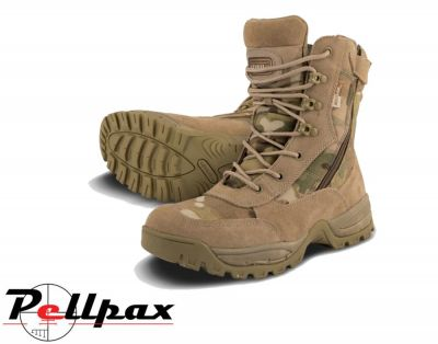Kombat UK Army Combat Spec-Ops Recon Boot - Multicam