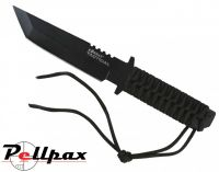 Kombat UK Survival Tanto Knife 15cm Blade
