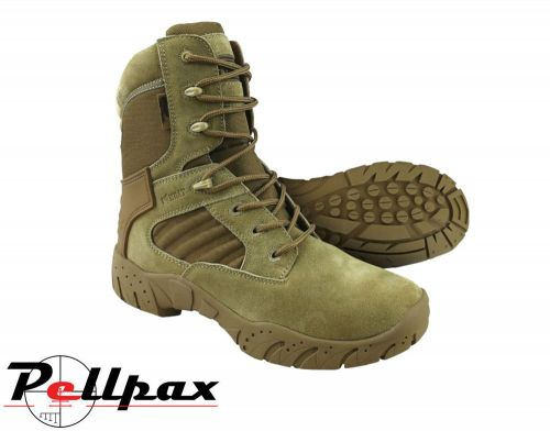 Kombat UK Mens Military Tactical Pro Boot - Coyote (6-12)