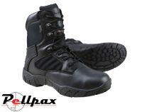 Kombat UK Tactical Pro Boot Leather / Nylon - Black