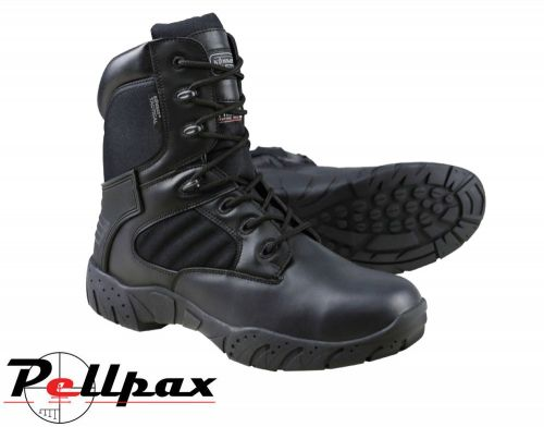 Kombat UK Tactical Pro Boot Leather / Nylon - Black