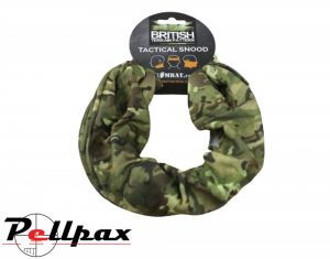 Kombat UK Tactical Snood: BTP / Black / Coyote / Olive Green